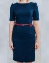 Офисное платье от конструкторского бюро «Vestito»